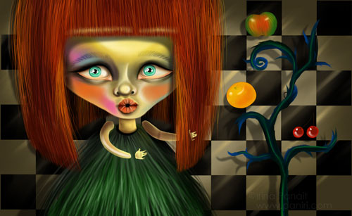 Girlish Chess